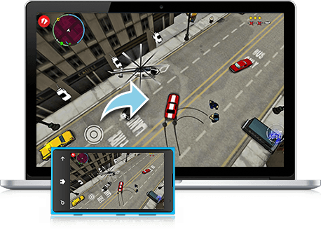 GTA Chinatown Wars sur PC